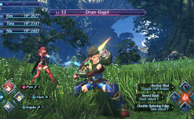 Xenoblade Chronicles 2 Review A Messy Yet Grand Adventure