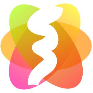 Visual Attributed String Mac app icon.