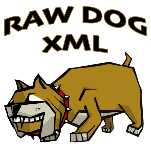 Raw Dog XML Viewer Mac App icon.