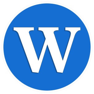 Word Counter Pro Mac app icon.