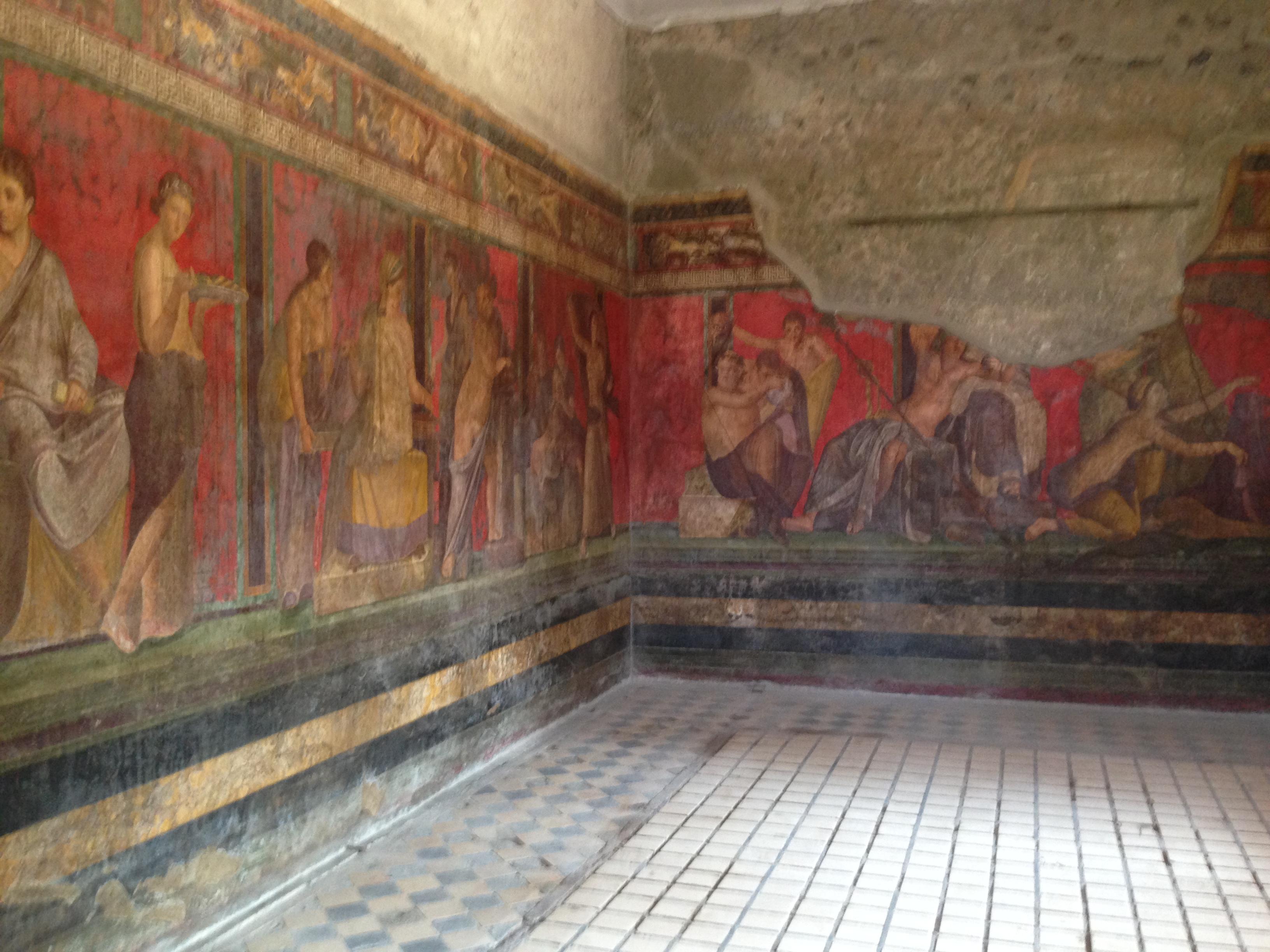 Domenicalmuseo visita gratuita a Pompei scavi