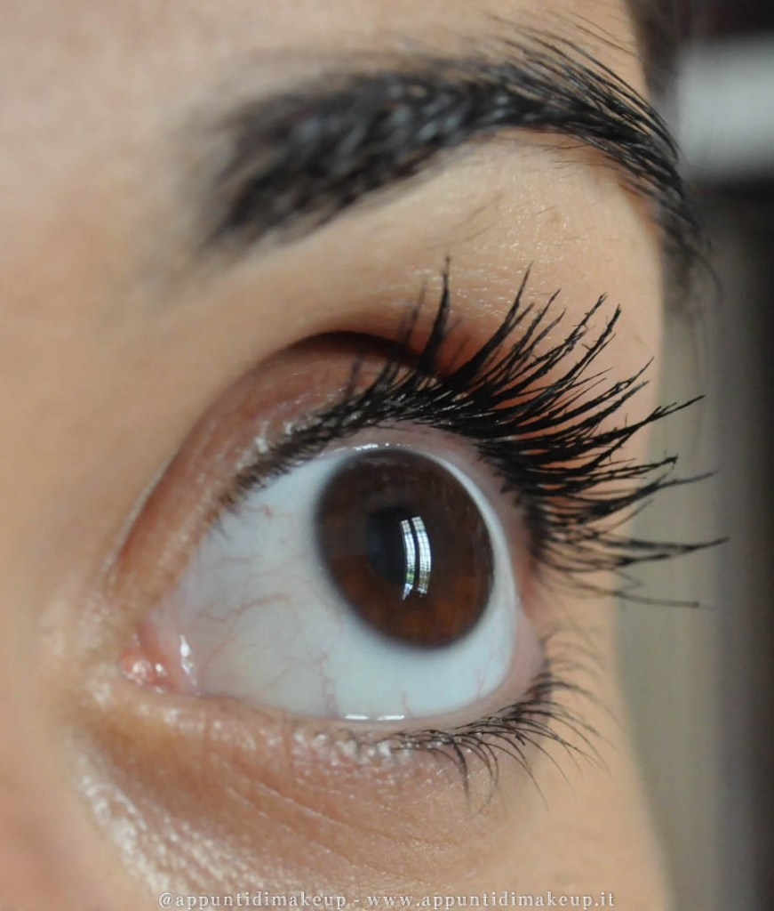 volumizing lash da vicino