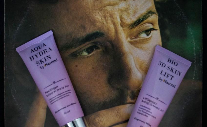 maschere viso nacomi bio 3d skin lift e aqua hydra skin