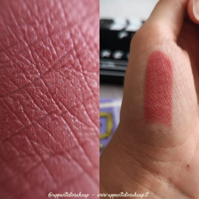 Friends x Revolution Beauty: Monica lipstick swatches