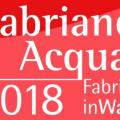 Fabriano InAcquarello 2018