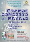 Grande Concerto di Natale Fabriano 2018