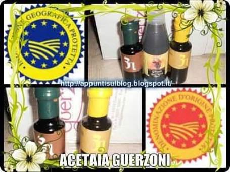 Acetaia Guerzoni: aceto balsamico di Modena 2 Acetaia Guerzoni