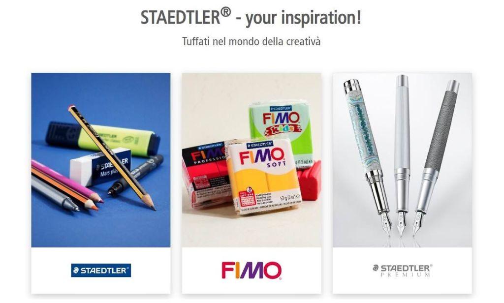 Staedtler: penne, colori e matite per durare all'infinito