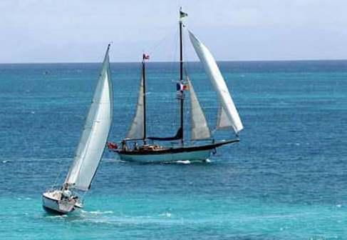 mare di Antigua