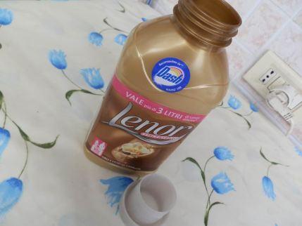 Lenor: ammorbidente per il bucato alla vaniglia