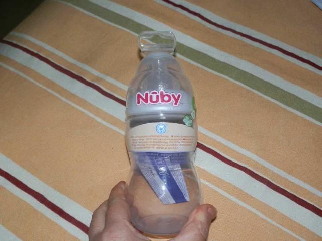 Nuby Softflex Natural Nurser per bimbi
