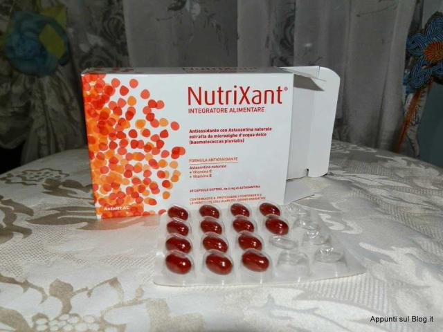 NutriXant, un potente integratore Antiaging