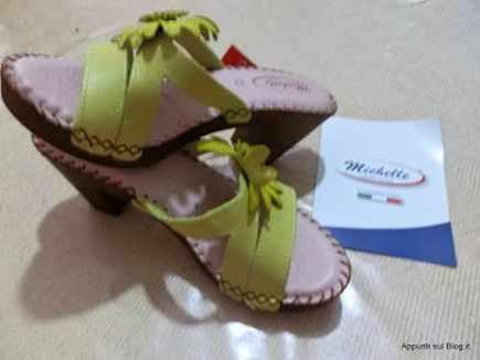 Michelle, calzature confortevoli dal design fantasioso e allegro