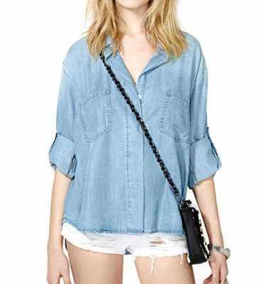 Stylemoi, summer's streetwear with denim 3 Moda