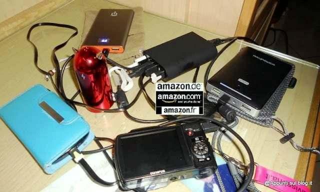 iClever®, Caricatore USB da Parete a 6 Porte USB 1 articoli per la casa