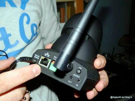 DbPower IP Camera dall'occhio vigile 2 articoli per la casa
