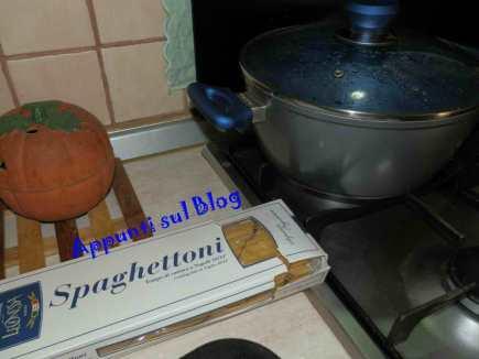 Pasta Leonessa, contest con spaghettoni alle vongole