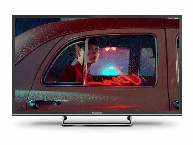 Panasonic LED TV HD, tv ad alta gamma dinamica