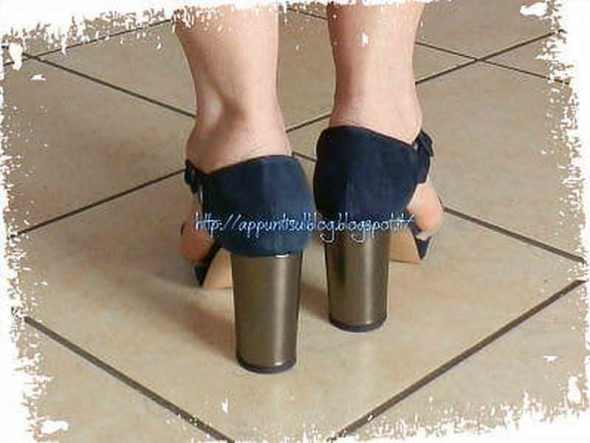 Olivia & Martina, scarpe leggere
