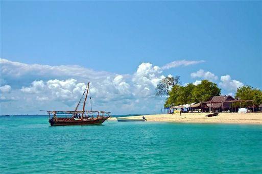 Zanzibar, isole in Africa
