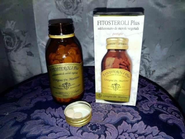 Colesterolo stop con Fitosteroli PLUS di Giorgini Dr Martino