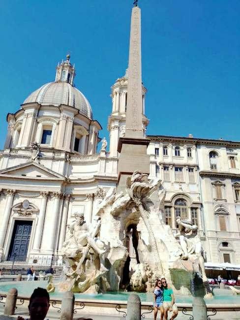 Virail: visita Roma e Verona in 1 giorno 1 #turismo