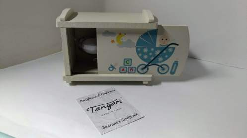 Tangari, bomboniere per ogni evento della vita