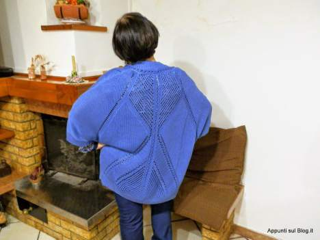 Blue Vanilla Knitwear the spring, the latest trends