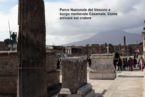 Parco Nazionale del Vesuvio e borgo medievale Casamale