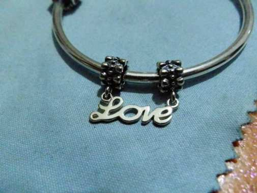 Soufeel Jewelry bracelet with charm, amazing gift for S.Valentine'day