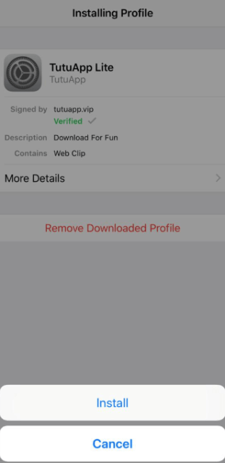 TuTuApp Lite iOS | Download TuTuApp Lite iPhone/iPad (Stable