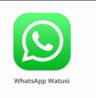 WhatsApp Watusi Download on iOS