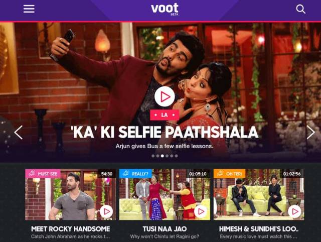 Voot APK Download