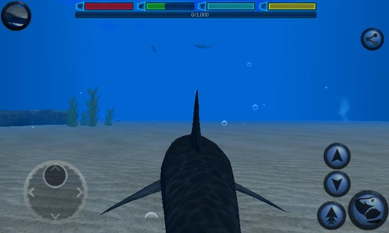 Ultimate Shark Simulator Android Games Download Free