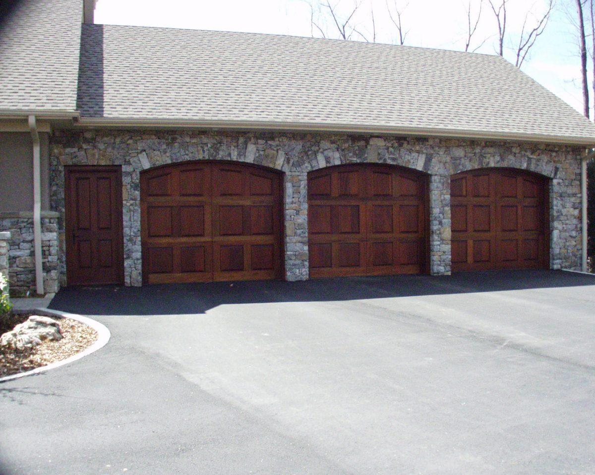 Garage Doors & Carriage Style Doors - App Wood Custom