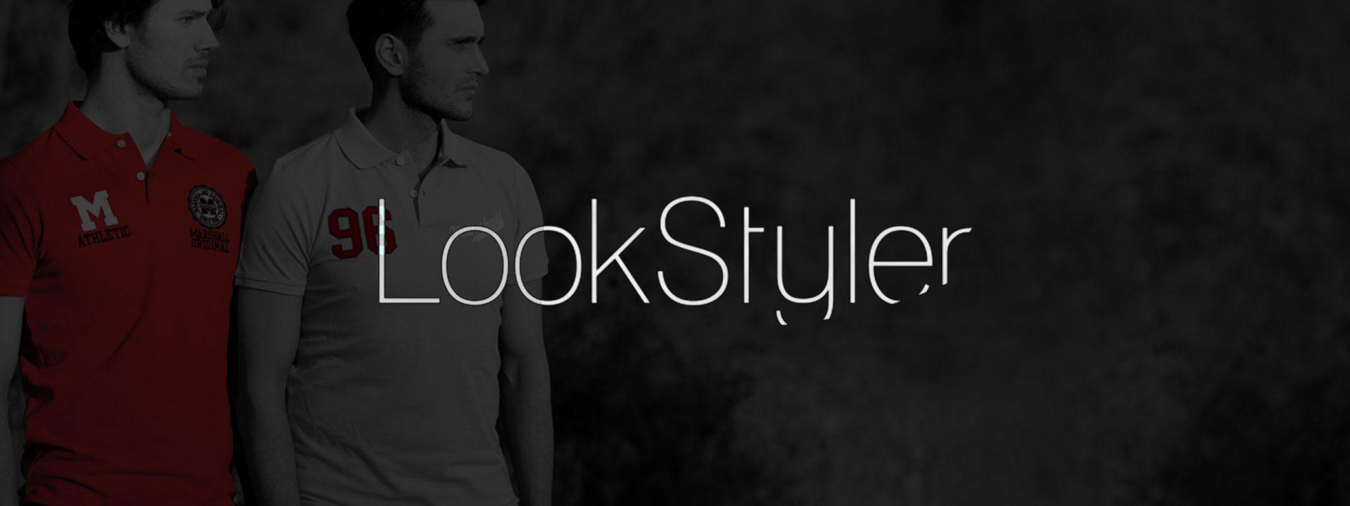 lookstyler fashion website dev