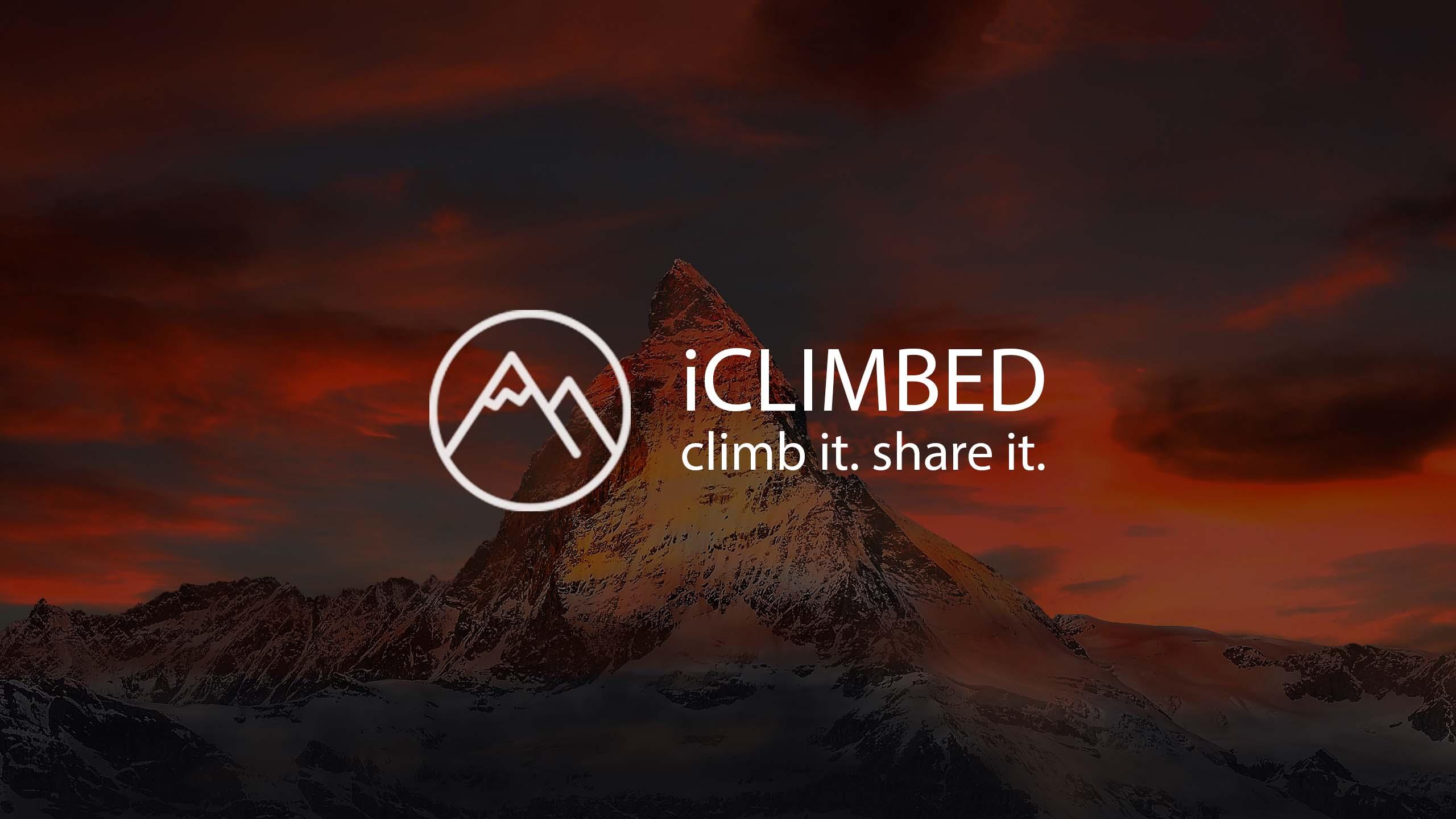 iclimbed-community-web-portal