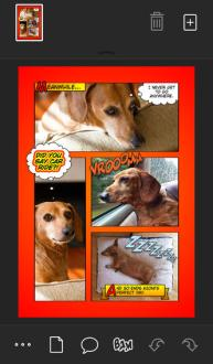 Halftone 2 Comic Book Creator