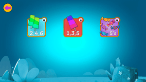 Educational App Number pattern game Screenshot