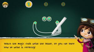 Write the Arabic Alphabet Screenshot 1