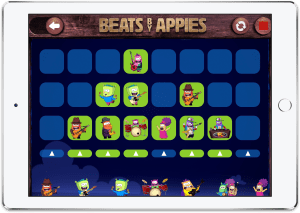 Screenshot AppyKids Toy Box Beats By Appies
