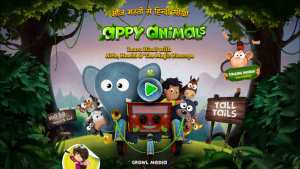 Screenshot Appy Animals Hindi Tall Tails