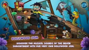 Screenshot Appy Oceans Hindi Shipwreck