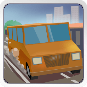AppyKids ToyBox AR Drive Bus Icon