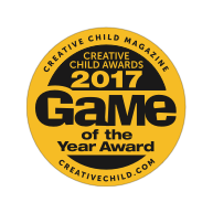 Award Creative Child game of the year