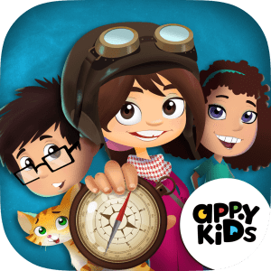 AppyKids Zees Cartoons App Icon