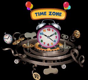 Time Zone Island