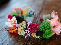 You'll Love This Easy And Stylish DIY Flower Crown ...