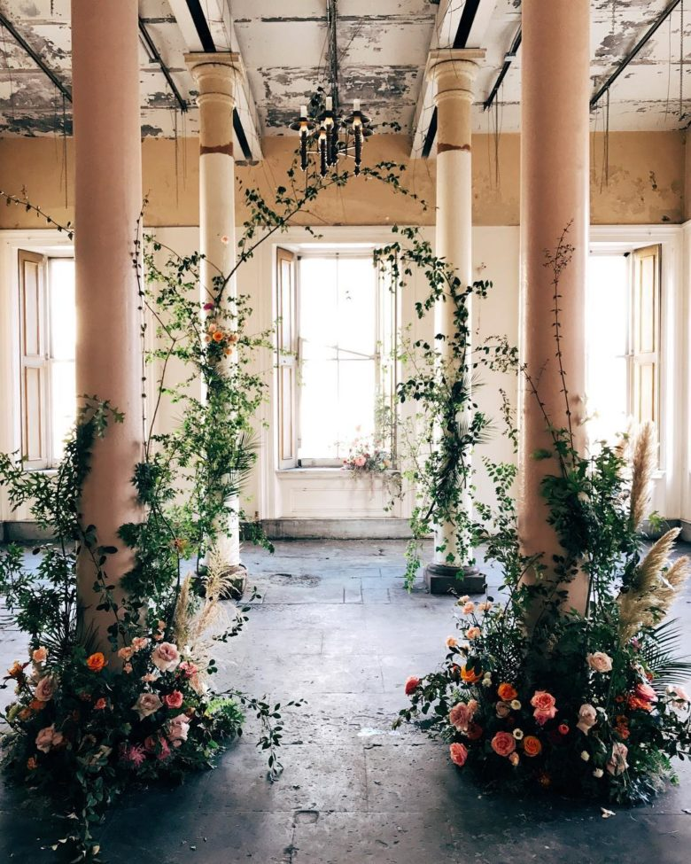wedding backdrops that are