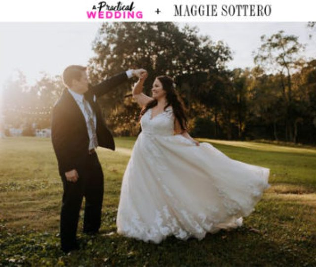 I Am Really Into These Plus Size Wedding Dresses